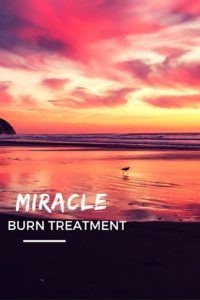 Miracle Burn Treatment