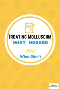 Treating Molluscum