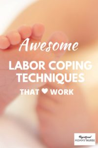 how to cope with labor