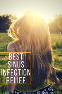 Best sinus infection relief