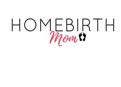 Homebirth mom logo
